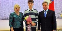 Приём Губернатором Б. Громовым 2011